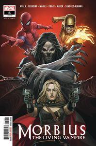 [Morbius #5 (Product Image)]