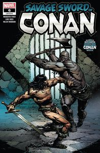 [Savage Sword Of Conan #6 (Product Image)]
