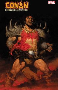 [Conan The Barbarian #17 (Gist Variant) (Product Image)]