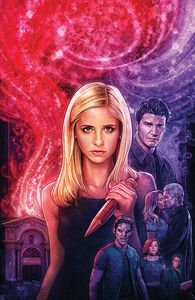 [Buffy The Vampire Slayer & Angel: Hellmouth #1 (Lambert Foil Variant) (Product Image)]