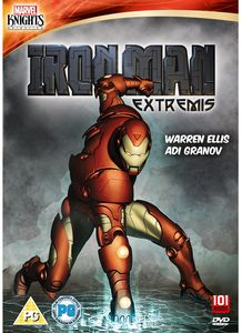 [Iron Man: Extremis (Product Image)]