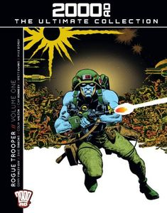 [2000AD: Ultimate Collection: Issue 14: Rogue Trooper: Volume 1 (Product Image)]