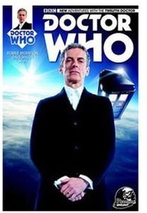 [Doctor Who: 12th #1 (Phantom Variant) (Product Image)]