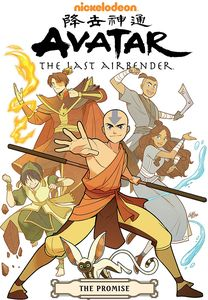 [Avatar: The Last Airbender: The Promise Omnibus (Product Image)]