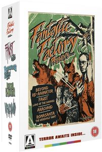 [Fantastic Factory Collection: Box Set (Product Image)]