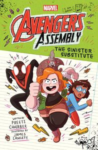 [Marvel Super Heroes: The Sinister Substitute (Product Image)]
