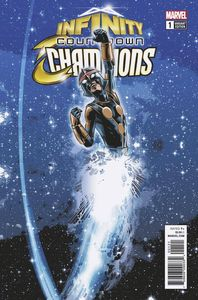 [Infinity Countdown: Champions #1 (Deodato Variant) (Product Image)]