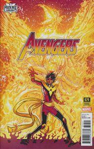 [Avengers #674 (Schoonover Phoenix Variant) (Legacy) (Product Image)]