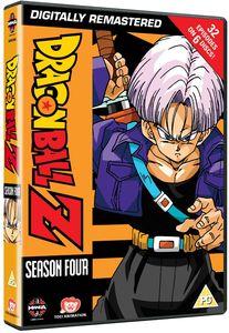 [Dragon Ball Z: Season 4 (Product Image)]