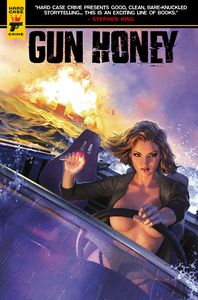 [Gun Honey #4 (Cover A Ronald) (Product Image)]