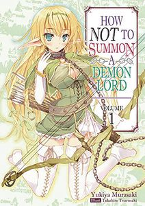 [How Not To Summon A Demon Lord: Volume 1 (Product Image)]