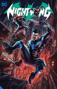 [Nightwing: The Joker War (Hardcover) (Product Image)]