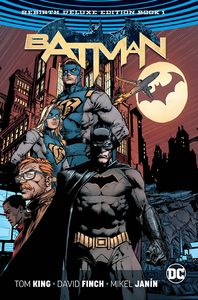 [Batman: Deluxe Collection: Volumes 1-2 (Rebirth) (Hardcover) (Product Image)]