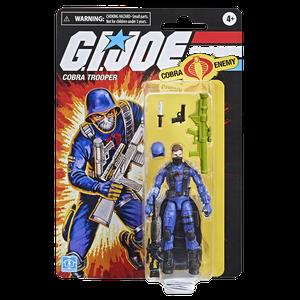 [G.I. Joe: Retro Action Figure: Cobra Trooper (Product Image)]