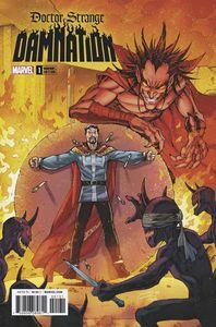 [Doctor Strange: Damnation #1 (Lim Variant) (Legacy) (Product Image)]