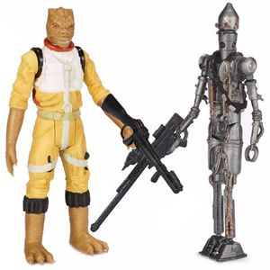 [Star Wars: Mission Series: Wave 5 Action Figures: Episode V Bossk & IG-88 (Product Image)]