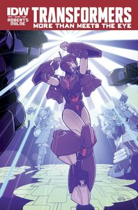 [Transformers: More Than Meets Eye #42 (Subscription Variant) (Product Image)]
