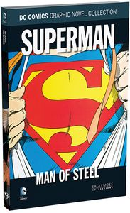 [DC: Graphic Novel Collection: Volume 10: Man Of Steel (Hardcover) (Product Image)]