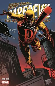 [Daredevil #600 (Joe Quesada Variant Cover B) (Product Image)]