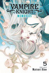 [Vampire Knight Memories: Volume 5 (Product Image)]