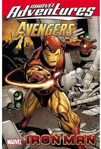 [Marvel Adventures: Avengers: Iron Man (Digest) (Product Image)]