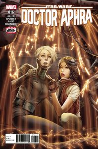 [Star Wars: Doctor Aphra #16 (Product Image)]