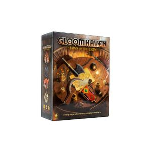 [Gloomhaven: Jaws Of The Lion (Product Image)]