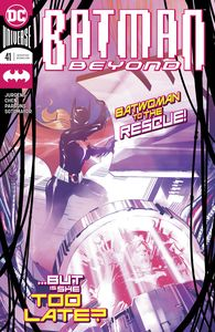 [Batman Beyond #41 (Product Image)]