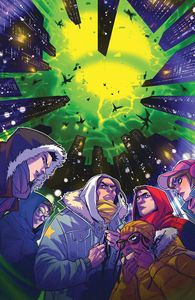 [Mighty Morphin #7 (Cover E Carlini Virgin Variant) (Product Image)]