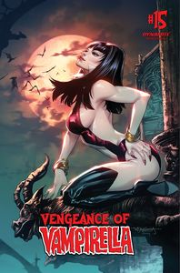 [Vengeance Of Vampirella #15 (Cover C Segovia) (Product Image)]