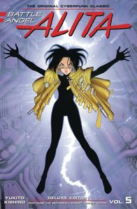 [Battle Angel Alita: Volume 5 (Deluxe Edition - Hardcover) (Product Image)]