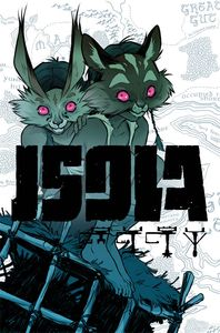 [Isola #9 (Cover A Kerschl) (Product Image)]