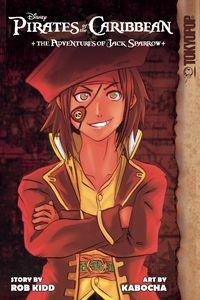 [Disney Manga: Pirates Of The Caribbean: Jack Sparrow's Adventures (Product Image)]