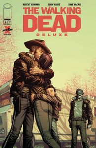 [Walking Dead: Deluxe #3 (Cover A Finch & Mccaig) (Product Image)]