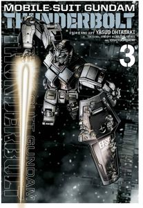 [Mobile Suit Gundam: Thunderbolt: Volume 3 (Product Image)]