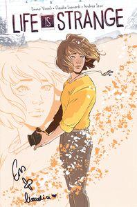 [Life Is Strange #5 (Emma Vieceli Forbidden Planet Variant Signed Edition) (Product Image)]