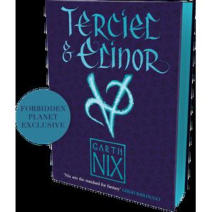 [The Old Kingdom: Book 6: Terciel & Elinor (Signed Edition Hardcover) (Product Image)]