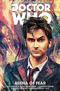 [Doctor Who: The Tenth Doctor: Volume 5: Arena Of Fear (Product Image)]