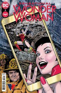 [Sensational Wonder Woman #3 (Cover A Colleen Doran) (Product Image)]