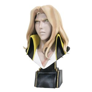 [Castlevania: Legends In 3D Bust: Alucard (Product Image)]