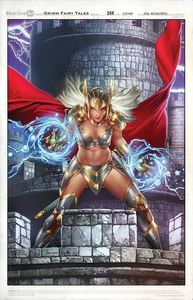 [Grimm Fairy Tales #25 (Cover E Anacleto) (Product Image)]