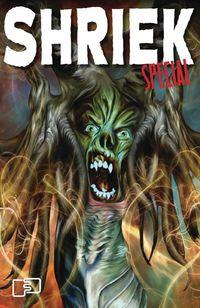 [The cover for Shriek: Special #1]