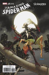 [Amazing Spider-Man #25 (Johnson Venomized Variant) (Product Image)]