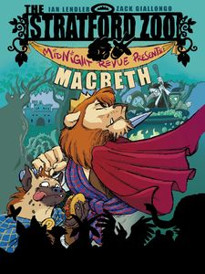 [The Stratford Zoo Midnight Revue Presents Macbeth (Product Image)]