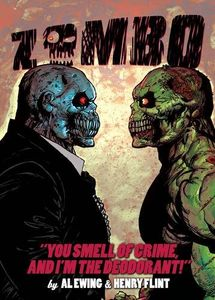 [2000AD: Zombo: Volume 2: You Smell Of Crime And I'm The Deodorant (Product Image)]
