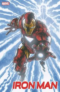 [Iron Man: Annual #1 (Charest Variant) (Product Image)]