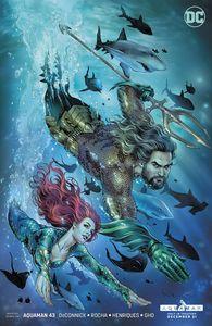 [Aquaman #43 (Variant Edition) (Product Image)]