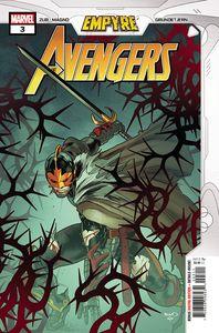 [Empyre: Avengers #3 (Product Image)]