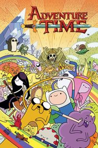 [Adventure Time: Volume 6 (Product Image)]