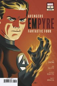 [Empyre #3 (Michael Cho Ff Variant) (Product Image)]
